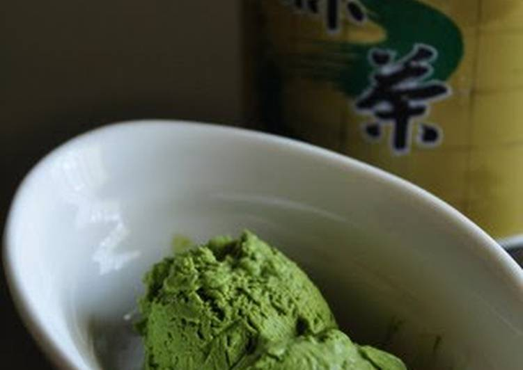 Consume These 25 Superfoods to Go Green for Great Health, Egg-Free & Easy Rich Matcha Ice Cream