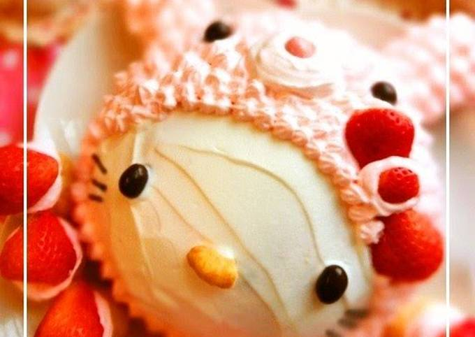 Easiest Way to Cook Delicious Rabbit Hello Kitty Cake