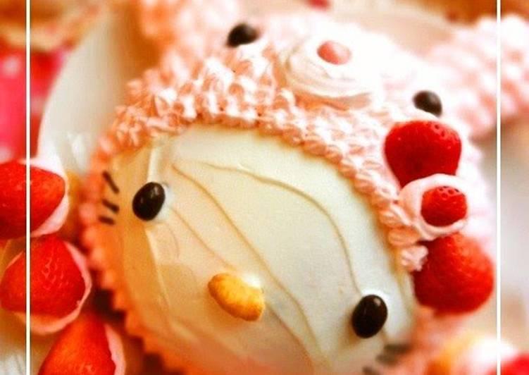 Rabbit Hello Kitty Cake