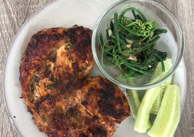 Resep Ayam Bakar Madu yang enak