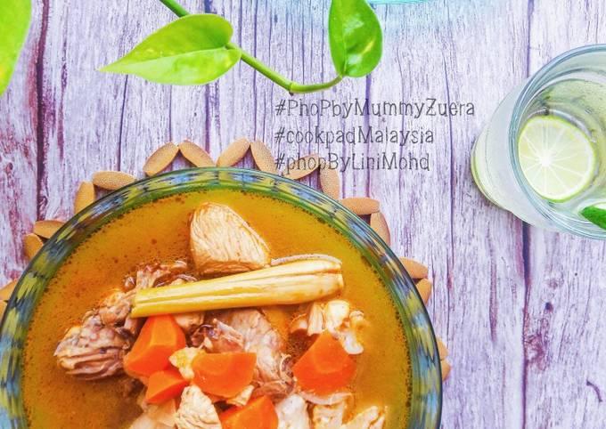 Tomyam Ayam Mesra Kanak Kanak #phopByLiniMohd #batch21