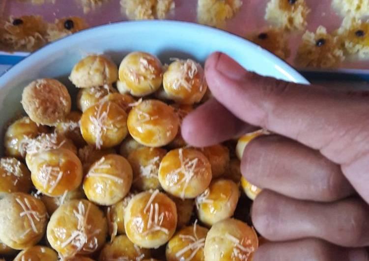 Nastar keju yummy lembut banget - cookandrecipe.com