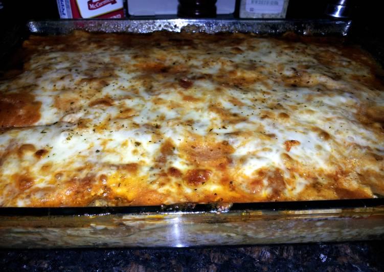 Noodle Free Stunning Sausage Lasagna