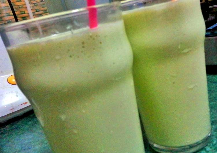 Easiest Way to Prepare Appetizing Avocado Shake