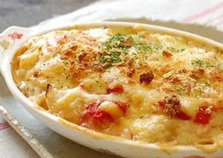How to Prepare Delicious My Secret Rice Gratin (Doria)