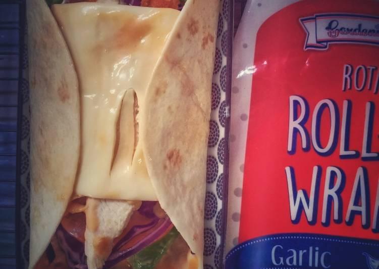 Cara Mudah Masak: Roll Wrap Chicken Makan Kedeboom  2021