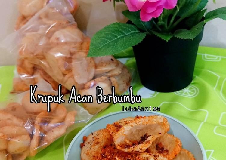 Resep Krupuk Acan Berbumbu Oleh Icha Annisa Cookpad