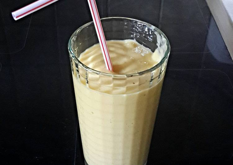 Recipe: Delicious Delicious and Refreshing smoothie