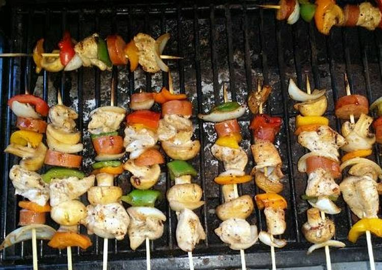Amy's awesome kabobs
