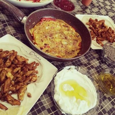 أحلى فطور صباحي صحة وهنا 3