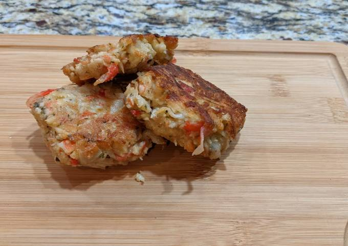 Ity's Crab Cakes