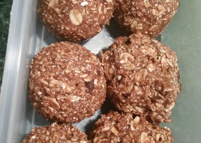 Recipe: Delicious Protein Cookie Dough Balls