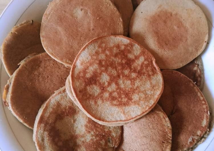 Resep Pancake low fat Paling Enak