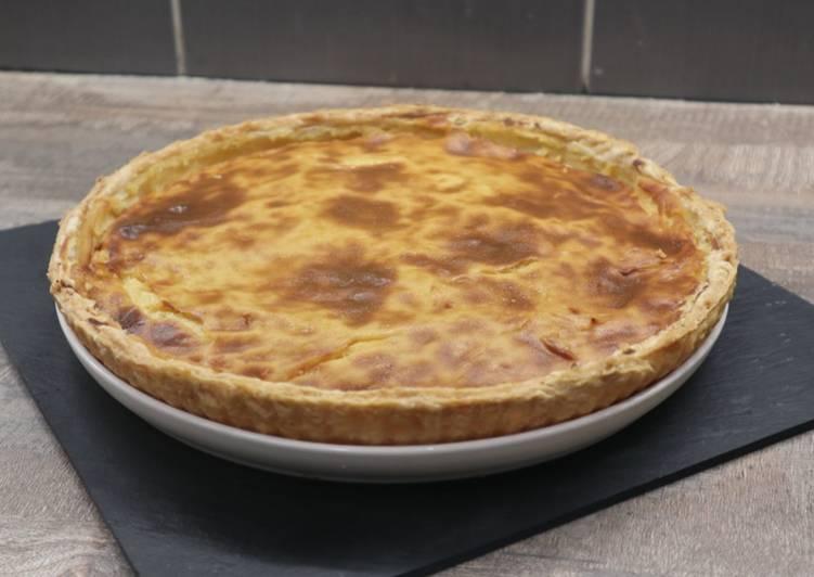 Flan pâtissier vanille inratable 😍