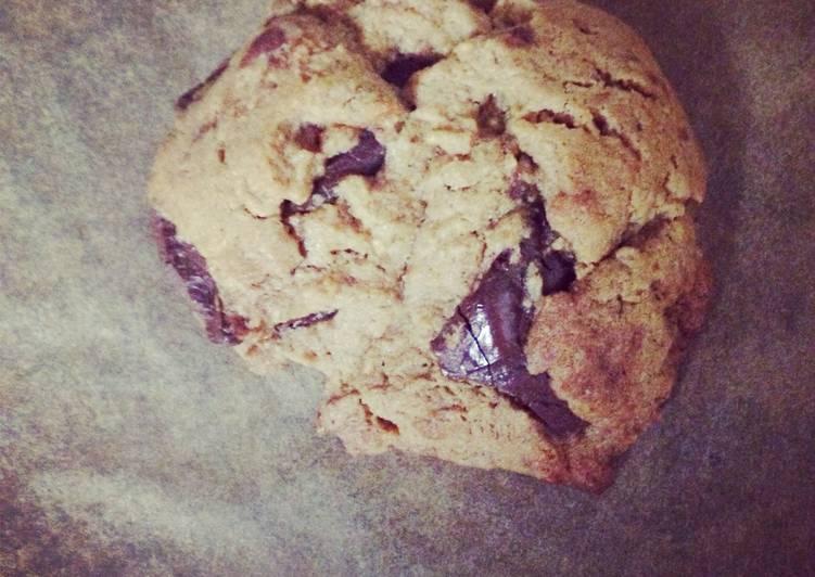 Hazelnut chocolate Chunk Cookies