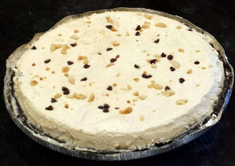 How to Cook Tasty Frozen peanut butter pie – Reduced Fat
