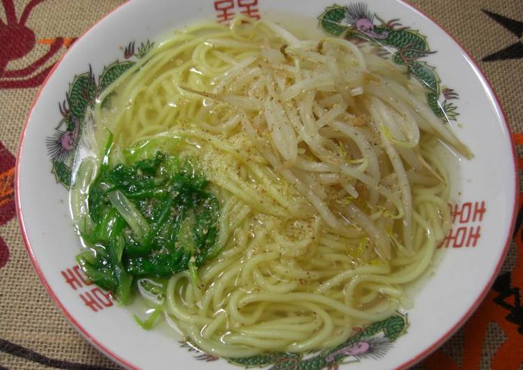 Easy Salt Ramen with Homemade Soup, Apples Could Certainly Have Enormous Benefits For Your Health