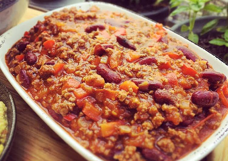 Chilli Con Carne, Some Foods That Are Good For Your Heart