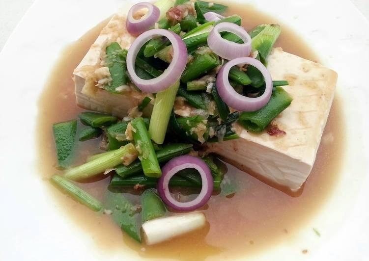 Tofu And Sugar Snow Pea