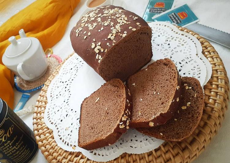 Step-by-Step Guide to Make Top-Rated Choco-Coffee Brown Bread