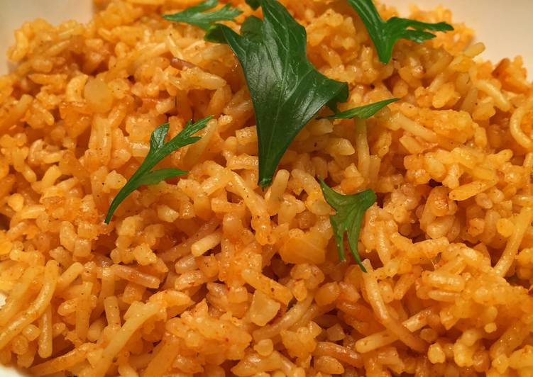 Barbecue Rice