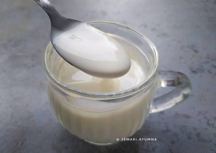 plain-yoghurt-homemade-susu-uht