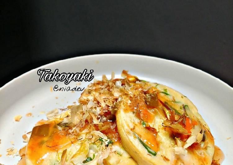 Takoyaki Sederhana