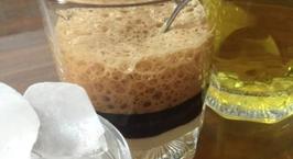 Hình ảnh món Cách pha cà phê sữa bọt vị muối?
