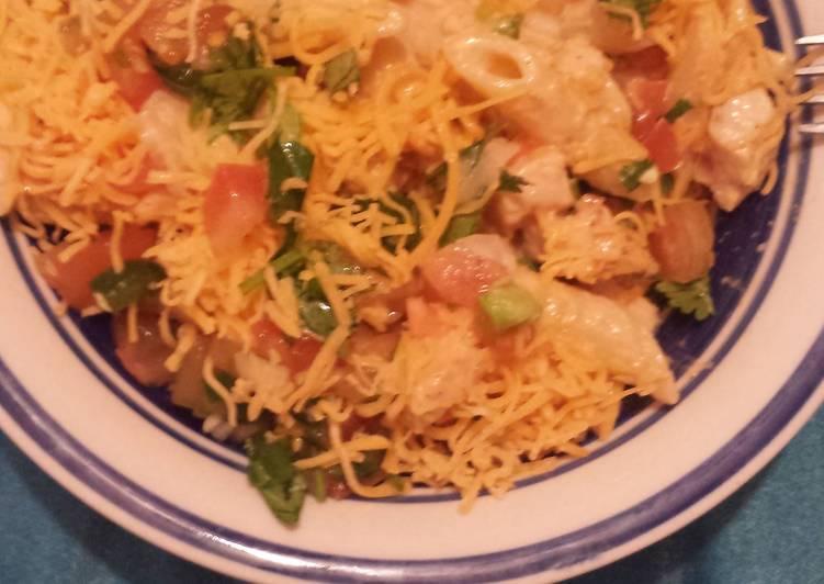 Southwest pasta with chicken