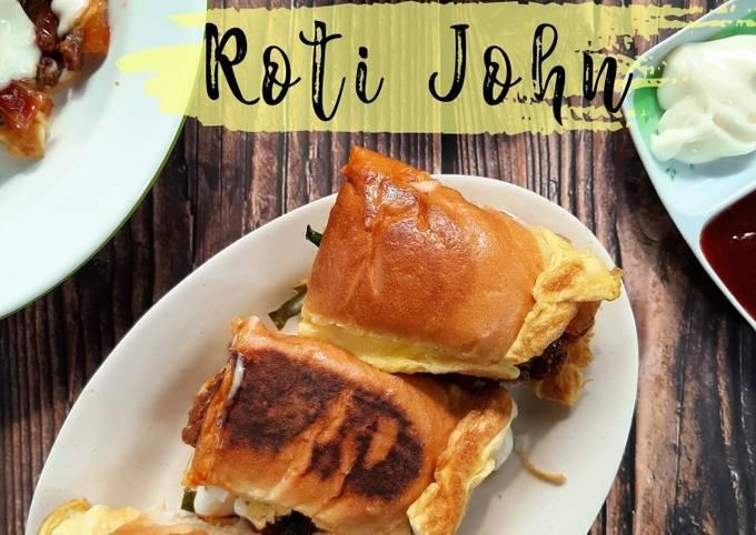 Roti John (juadah berbuka)