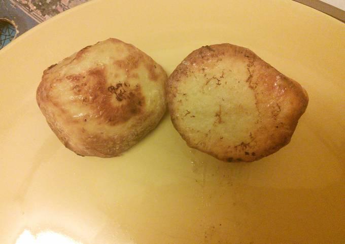 Roast Potatoes Healthy, Low Calorie & quick. 89 calories, no grease.
