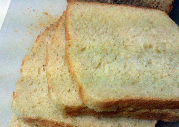 How to Cook Tasty plain bread