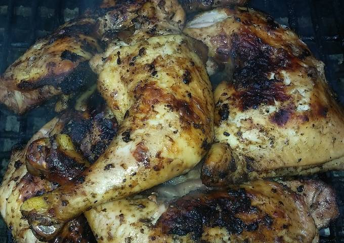 Grilled Chilli Lime Chicken
