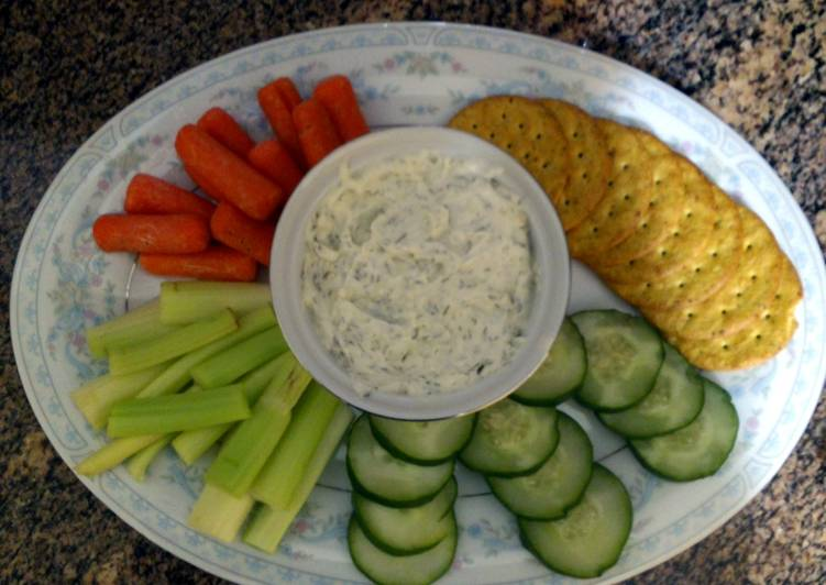 Easiest Way to Prepare Award-winning Creamy dill dip