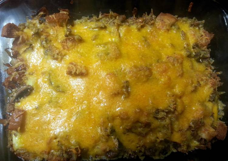 Recipe: Perfect Breakfast Casserole