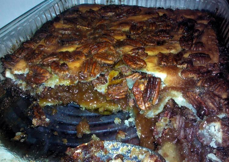 Brenda's Pecan Pie Cobbler