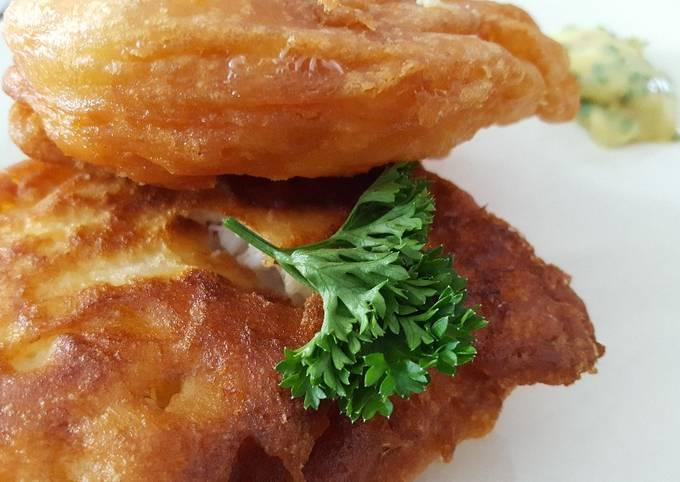 Fish sans chips