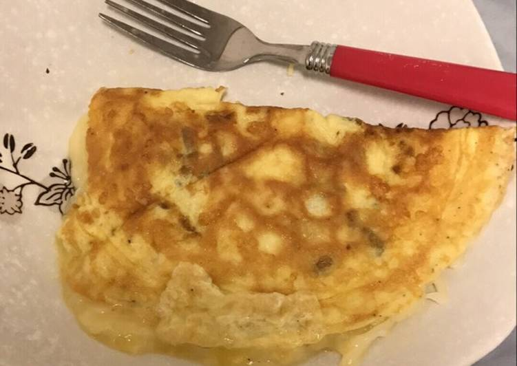 How to Cook Delicious Spicy omelette