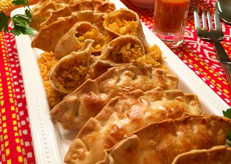 Barbecue Chicken Empanadas, Helping Your Heart with The Right Foods