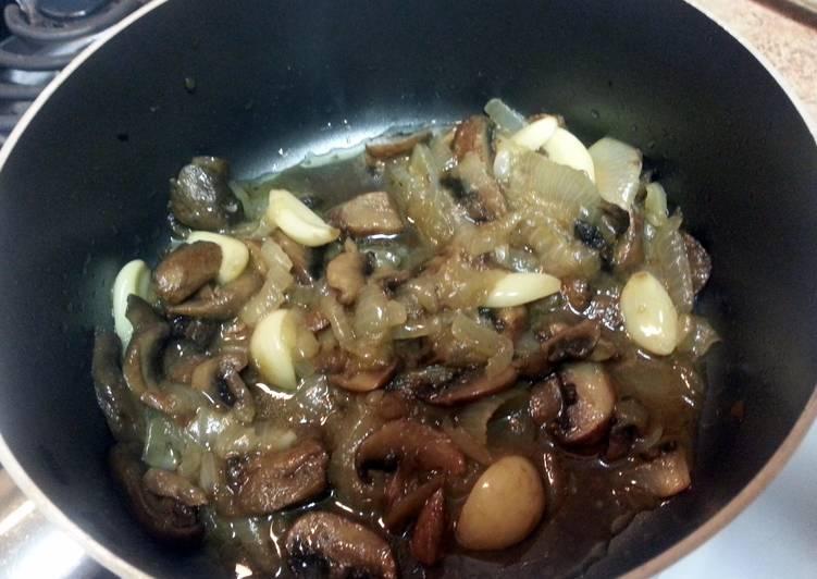 Onion Steak Topping