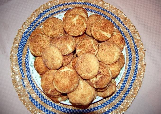 Easiest Way to Prepare Appetizing Snickerdoodles