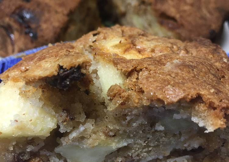 Recipe: Tasty Keto Apple cake