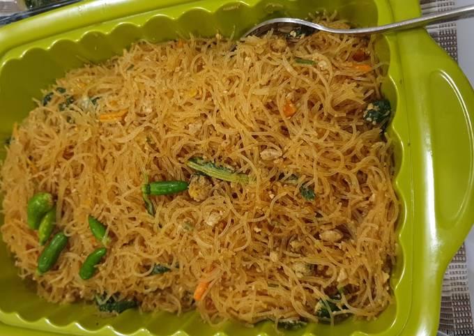 Bihun goreng ramadhan
