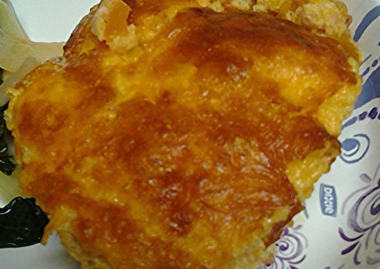 Chorizo butternut squash casserole