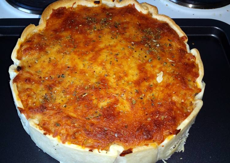 How to Prepare Award-winning Simple pasta pie