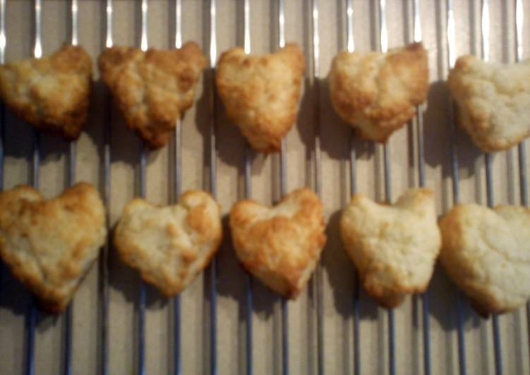 Recipe of Ultimate Miniheart Macaroons