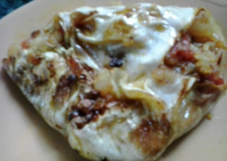 Recipe of Speedy Stuffed Cabbage Leaf
