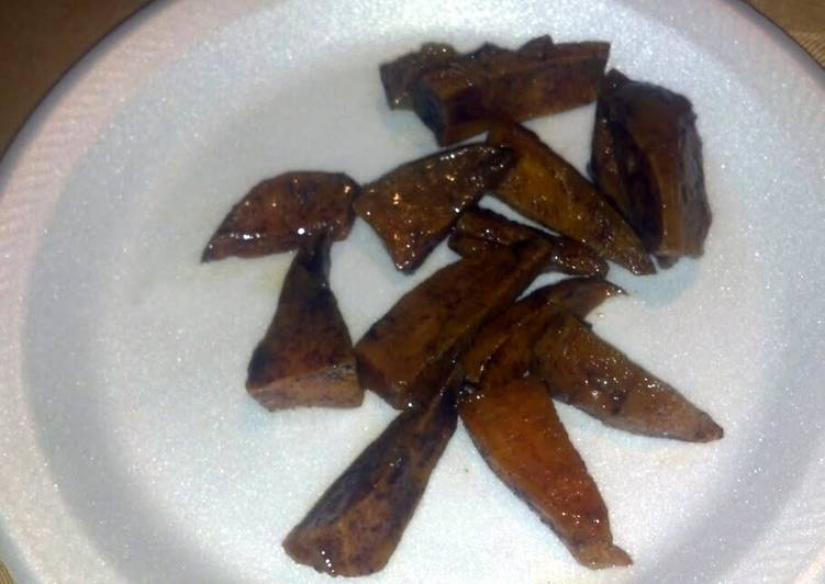 Step-by-Step Guide to Prepare Favorite Sweet Sweet potatoes wedges