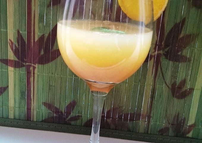 Perfect exotic juice