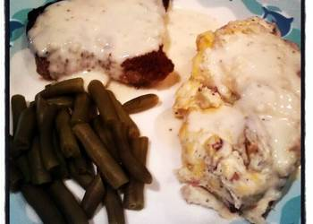 How to Recipe Delicious Hillarys Hungover Fried Steaks